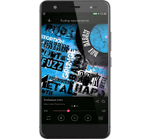 Смартфон Highscreen Fest XL Pro Black